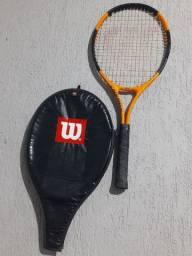 Raquete tênis Wilson usada