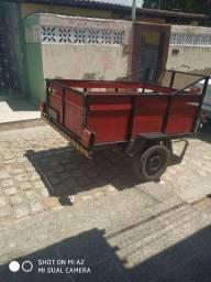 Vendo carrocinha (Mossoró)
