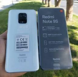 Redmi note 9s ( entrega hoje )