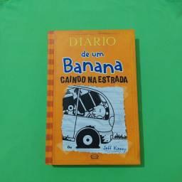 Diário de um banana: caindo na estrada (capa dura)