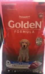 Ração GOLDEN FORMULA 3kg para cães filhotes