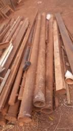Barra de cano 3 metros de comprimento