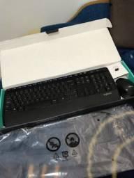 Vendo mouse e teclado sem fio novo