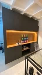 Móvel escritorio - armário