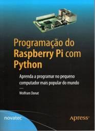 Livro Programação do Raspberry Pi com Python
