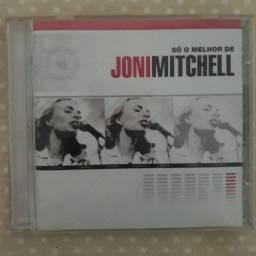 CD Só o Melhor de Joni Mitchell