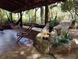 Chácara 5000 m² - Rica em Água - Caldas Novas (GO)