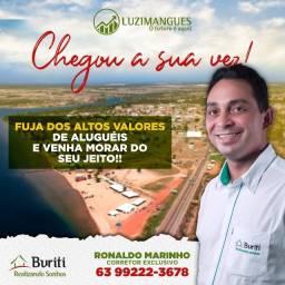 Lotes Parcelados em Luzimangues - To