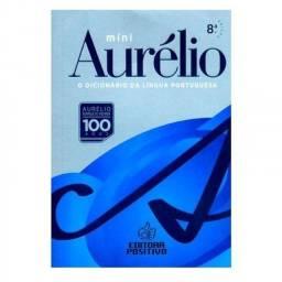 Mini dicionário Aurélio - Nova Ortografia