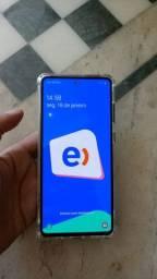 Samsung galaxy note 10 lite sem nenhum arranhao , praticamente zero