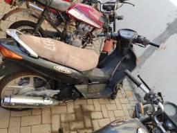 Lote motos leilão sucata com nota fiscal