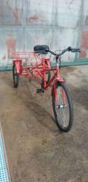 Bicicleta para carga ou empreendimentos!