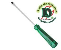 Chave de Fenda pvc 3/8x10 sata ST61358