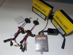 Kit Xênon com reator Canbus + lâmpada D2h