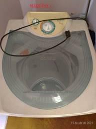 Máquina de lavar e secar/centrifugar consul