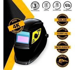 Mascara de solda com escurecimento automatico 4k tork