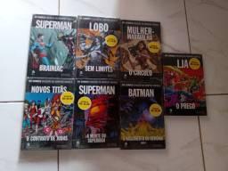 HQs DC comics graphic novels