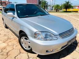 Honda / Civic Lx 1.6 (Completo) Raridade