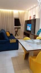 Apartamento com 2 dormitórios à venda, 75 m² por R$ 370.000,00 - Aviação - Praia Grande/SP