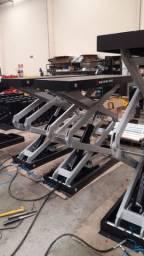 Equipamento Novo | Elevador Automotivo Pantográfico | Machine-Pro