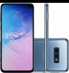 Samsung s10e  troco por iPhone
