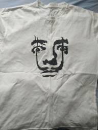 Camisa Salvador Dalí