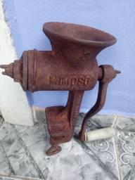 Moedor antigo ferro fundido
