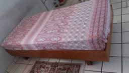 Colchão novo de mola com cama ou separado