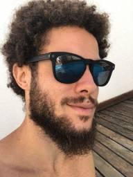 Óculos Ermenegildo Zegna Wayfarer Ez0126 02c