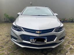 Chevrolet Cruze LTZ NB AT (LTZ 2) 2017 prata