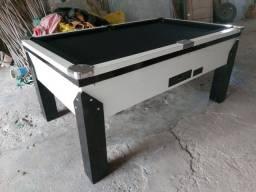 Snooker (Sinuca) nova de 15 bolas preta,completa tudo na descrição