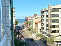 Apartamento de 02 dormitórios, vista para o mar, de frente, junto a Flávio Boianoviski.