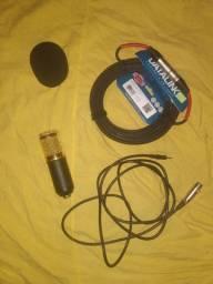 Microfone BM-800 com kit