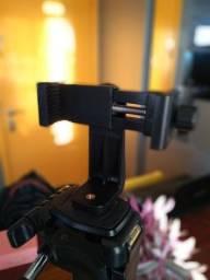 Suporte 360° celular (exclusivo para tripé)