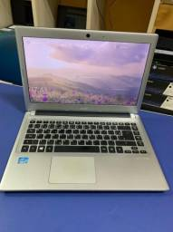 Notebook (Ultrabook) Acer proc i3, excelente estado de conservação