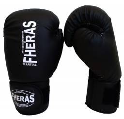 Luva Muay Thai Luva Boxe Fheras Tradiconal Zera Promoção Somos Loja