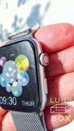 Relógio inteligente - Smartwatch x7- Prata