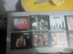 50 CDs originais bem conservados