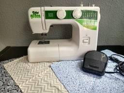 Máquina de Costura Caruaru em excelente estado. Marca Sew Green - Elna