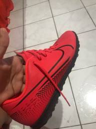 Society Nike mercurial / aceito trocas
