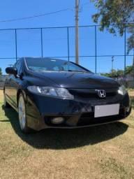 Honda Civic lxs 07/07 Automático com rodas 18