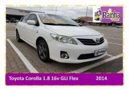 Toyota Corolla 1.8 16v GLI Flex manual