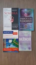 Livros por 15 reais + frete