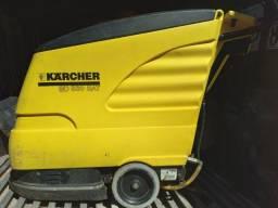 Lavadora de piso (Karcher BD 530), Macaé-RJ