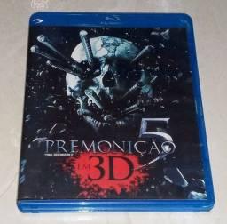 Blu ray 3D Premoniçáo 5