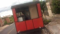 Vendo ou troco trailer