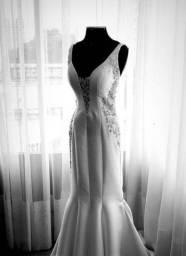 Vestido de noiva em perfeito estado