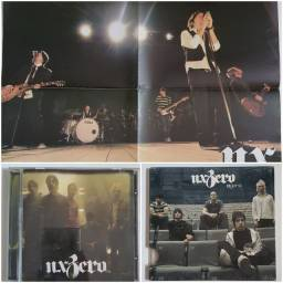 2 cds mais 1 poster nxzero nx zero