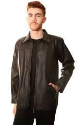 Título do anúncio: Jaqueta de Couro Masculina 100% Legítimo Original - Modelo Cabam