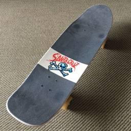Skate Santa Cruz importado e exclusivo, para colecionador